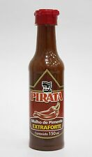 Pirata Extra Strong Hot Pepper Sauce - Pirata Molho de Pimenta Extra Forte