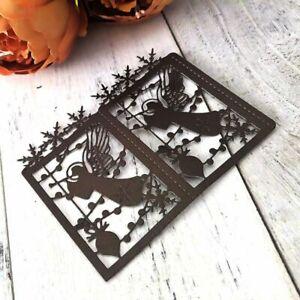Christmas-Fairy-Metal-DIY-Cutting-Dies-Stencil-Scrapbooking-Album-Paper-Card-Art