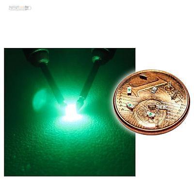 100 Verde Smd Led 0603 / Verde Vert Groene Grande Verde Mini Smds Led Verte