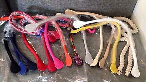 BORSA-O-bag-prezzo-per-soli-manici-ecopelle-lunghi-74-cm-tubo-e-piatt-accessori