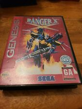 ranger x sega genesis 1993 for sale online ebay ranger x sega genesis 1993 for sale