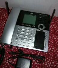 Vtech Small Business System Cm18445 Cm18445 Expandable Phone 4 Line System