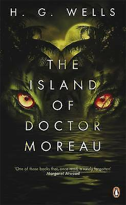 Wells, H.G., The Island of Doctor Moreau (Penguin Classics), Very Good Book