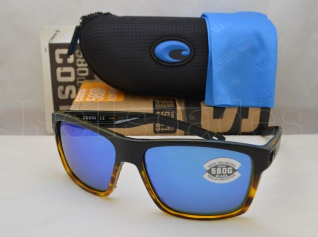 b8147007d54 Costa Del Mar SLACK TIDE (SLT 191 OBMGLP) Matte Tortoise with Blue Mirror  Lens