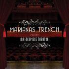 Masterpiece Theatre (Digipak) von Marianas Trench (2016)