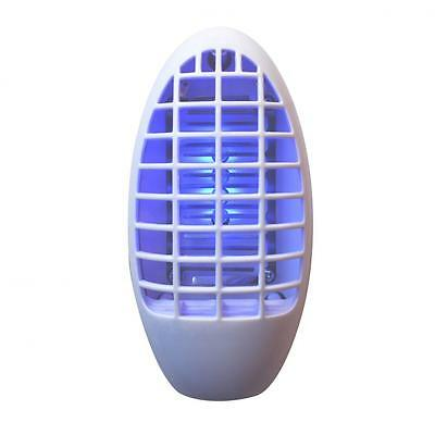 MosquitX Mini Mosquito Home Plug In Lamp Insect Repellent Zapper Kill Instantly