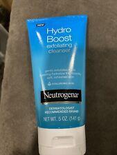 2 Pack1 Neutrogena Hydro Boost Exfoliating Cleanser 5 Oz