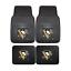 Pittsburgh-Penguins-NHL-2pc-and-4pc-Mat-Sets-Heavy-Duty-Cars-Trucks-SUVs thumbnail 1