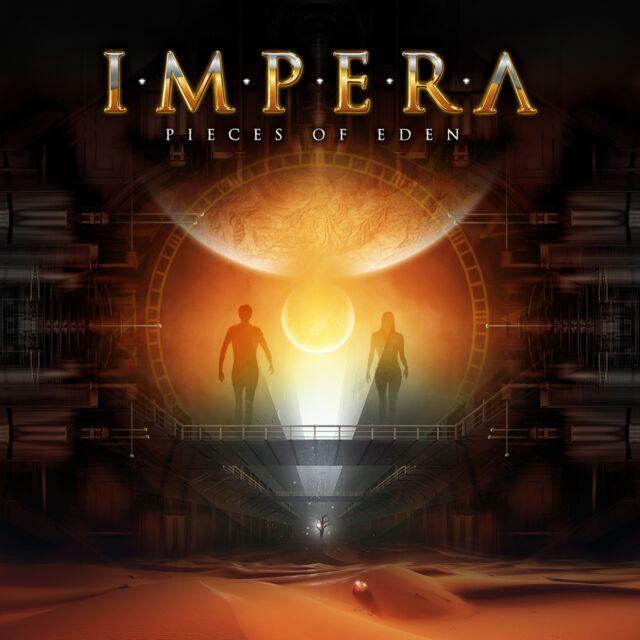 Impera - Pieces of Eden CD Hard Rock Sweden 2013 J K Impera / Tommy Denander