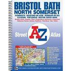 Bristol, Bath & North Somerset Street Atlas by Geographers' A-Z Map Co Ltd (Spiral bound, 2015)
