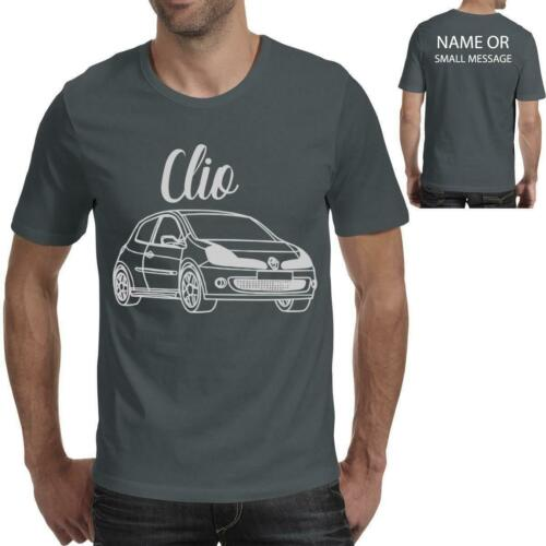 Clio Inspired Sketch art Tee Printed Gift T-Shirt