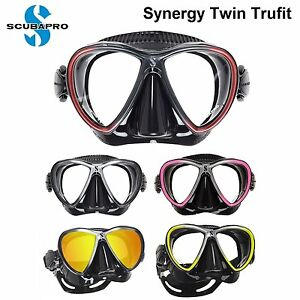 Scubapro-Synergy-Twin-Trufit-Mask-24-713-Scuba-Diving-Masks-Dive-Gear