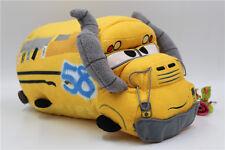 "Disney Authentic Tsum Tsum MISS FRITTER CRASH EMS Plush Toy 12"" Cars 3 Moive"