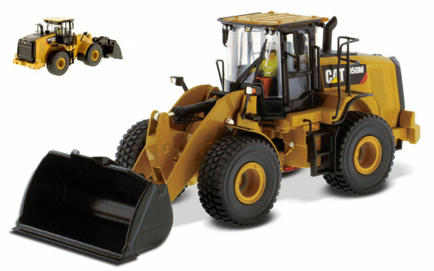 Cat 950 M Wheel Loader 1 50 Model Miniature Masters