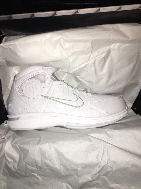 ad1d476f13594 Nike Air Zoom Huarache 2k4 FTB Fade to Black 869610-111 Sz 9 for ...