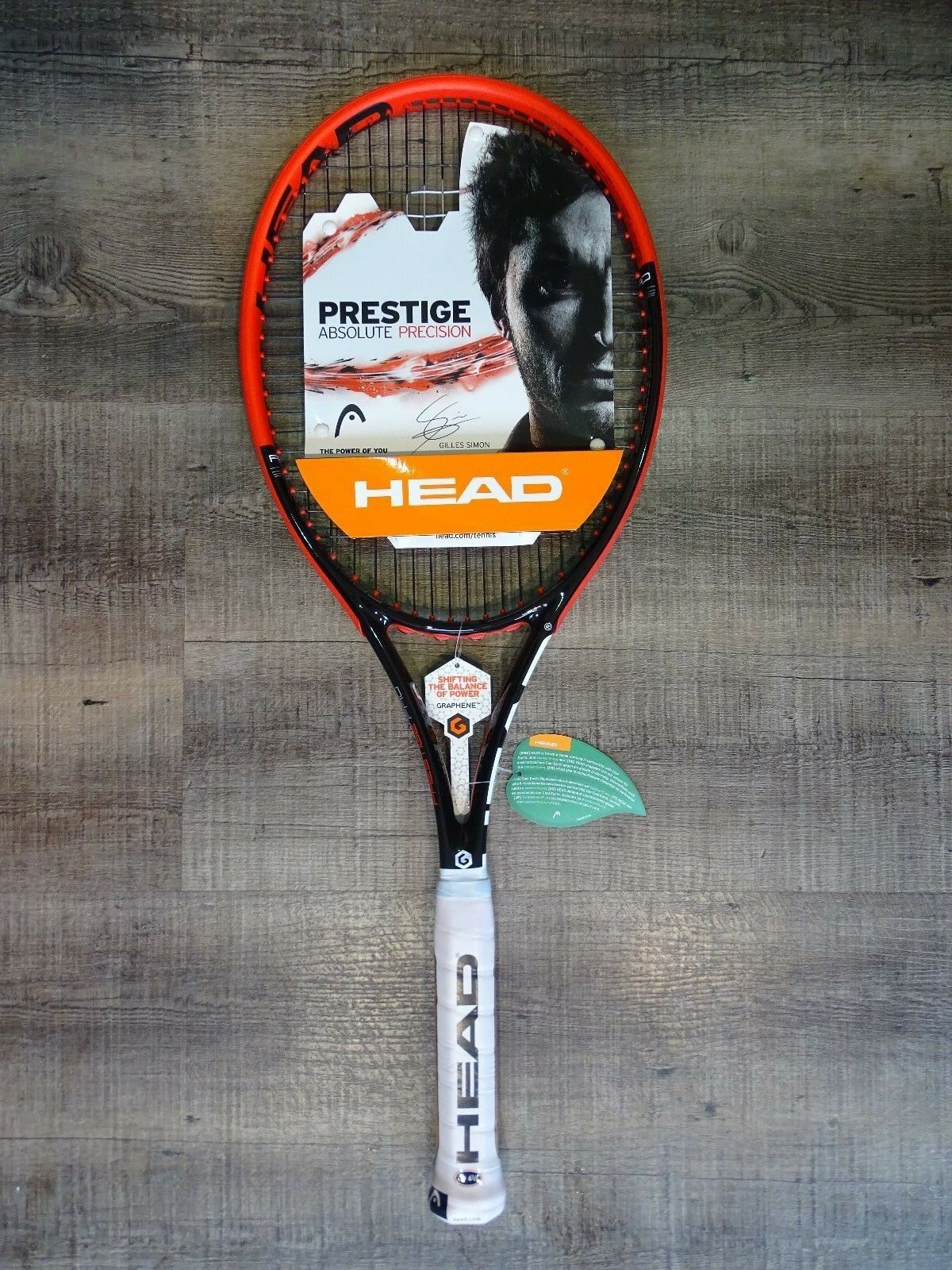 Head Graphene Prestige MP L5 L5 L5 unbesaitet 437b22