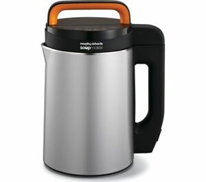 MORPHY RICHARDS 501040 Soup Maker - Stainless Steel