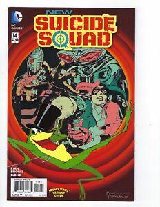 Suicide-Squad-14-Variant-Harley-Quinn-DC-Comic-1st-Print-2016unread-NM