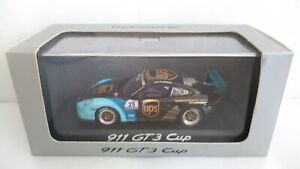 PORSCHE 911 GT3 CUP MINICHAMPS SCALA 1/43