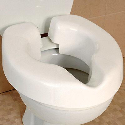Raised Toilet Seat Novelle Clip On Toilet Seat Raiser