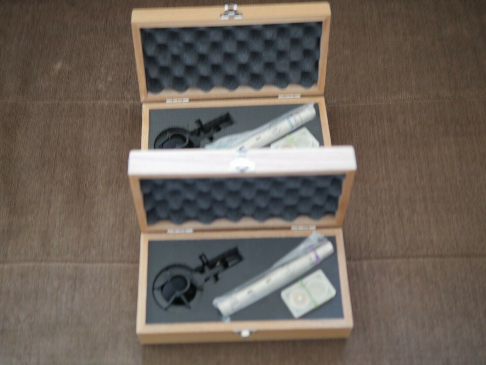 Advanced Audio CM54 condenser microphone pair