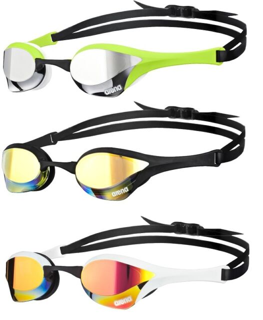 Cobra Ultra Mirror.New Ultimate Racing Goggles Arena Cobra Ultra Mirror 5 New Colors Available