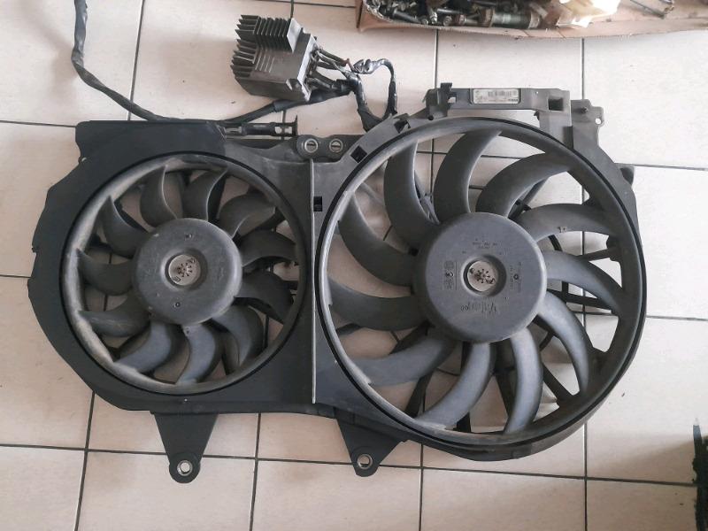 Audi A4 B6 B7 Electrical Fan