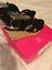 Candies 6.5 Med Teen//Women Strap Platform//Wedge Heel Sandals Black or Khaki