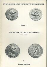 INDO-GRECI E MONETAZIONE INDO-scitico volume 2