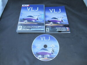 Details about PC VLJ Business Jet F-Lite Expansion for Microsoft Flight  Simulator X 2004 FSX