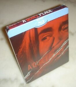 A-Quiet-Place-Blu-Ray-Steelbook-Greek-Brand-New-Factory-Sealed