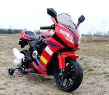 XL Kinder ElektroMotorrad Kinderfahrzeug Motorrad Raser Stoßdämpfer Gummiräder
