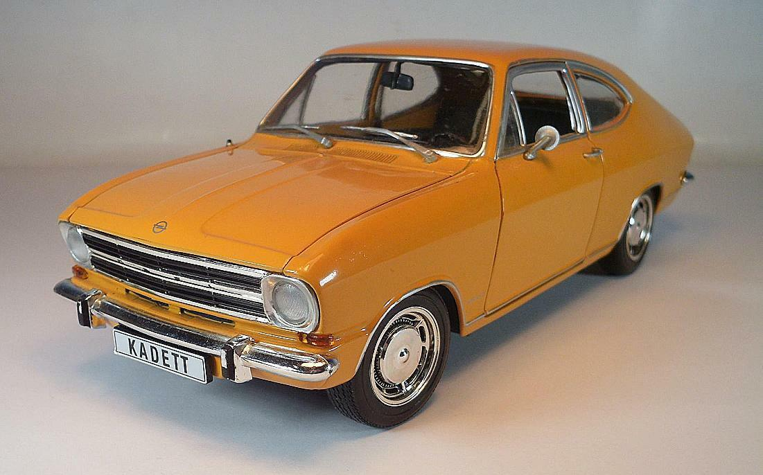 Revell 1 18 Opel Olympia Sienne magnifique Youngtimer  2955