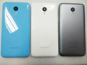 big sale 1170f d76ac Details about For MEIZU M2 Note Back Battery Cover & Power Volume Buttons &  Camera Lens 5.5