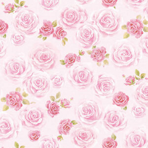 Pink Flower Wallpaper Designs Ideas Self Adhesive Vinyl Peel Stick