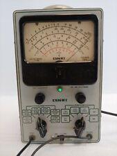 Vintage Allied Radio Corp Knight Vacuum Tube Voltmeter