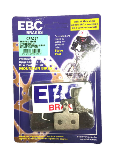 EBC - CFA327 - Green - Shimano Deore Mini Disc Brake Pads