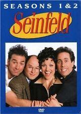 Brand New DVD Seinfeld: Season 1+2 (2005) Jerry Seinfeld Julia Louis-Dreyfus