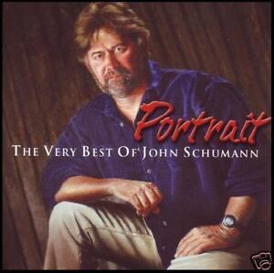 JOHN-SCHUMANN-PORTRAIT-CD-REDGUM-AUSSIE-FOLK-GREATEST-HITS-BEST-OF-NEW