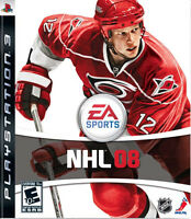 Nhl 08 & Factory Sealed Sony Ps3