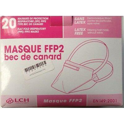 masque respiratoire bec