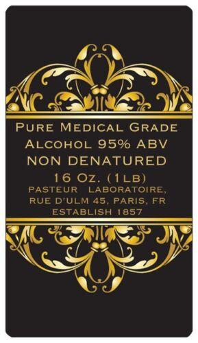 2 lb. 32 Oz NON Denatured Pure Medical Grade Ethyl Alcohol NO poisons