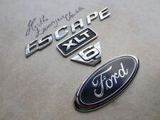 02-06 Ford Escape V6 Logo YL84-7843500-AB Emblem YL84-16C144-AB Ornaments Set