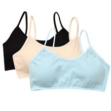 Girls Underwear Kids Sport Vest Child Training Bra Teenager Elastic Lingerie