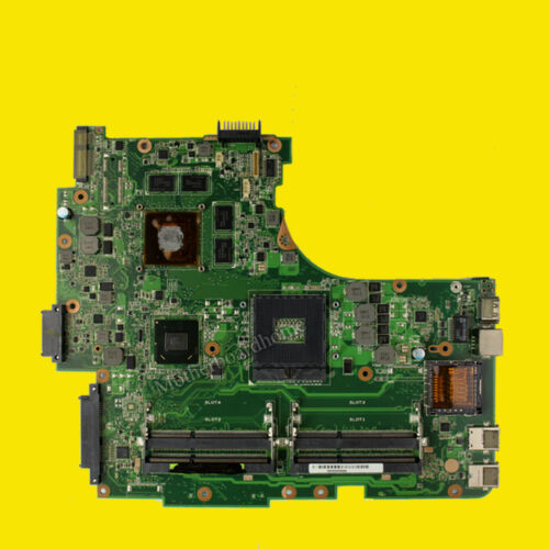 For Asus N53S PRO5MS X5MS N53SM N53SV Laptop Motherboard GT550M REV2.2 Mainboard