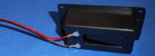 NEW BATTERY COVER  BOX WITH QUICK CONNECT END FOR WASHBURN PARKER US CUSTOM SHOP