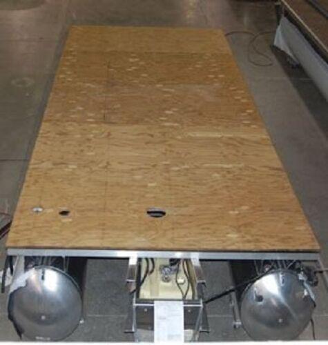 "Pressure Treated 2 Marine Grade Plywood - Aqua Ply Plus 3//4/""x2/'x4/' Sheets"