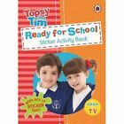Ready for School: a Ladybird Topsy and Tim Sticker Activity Book by Penguin Books Ltd (Paperback, 2014)