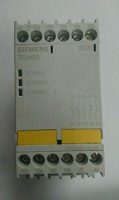Siemens  SIGUARD 3TK28 3TK2825-2BB40 DC 24V