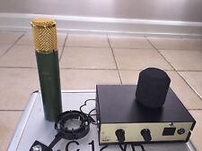 Akg C12 Micrófono Condensador del tubo VR Vintage, Clásico.